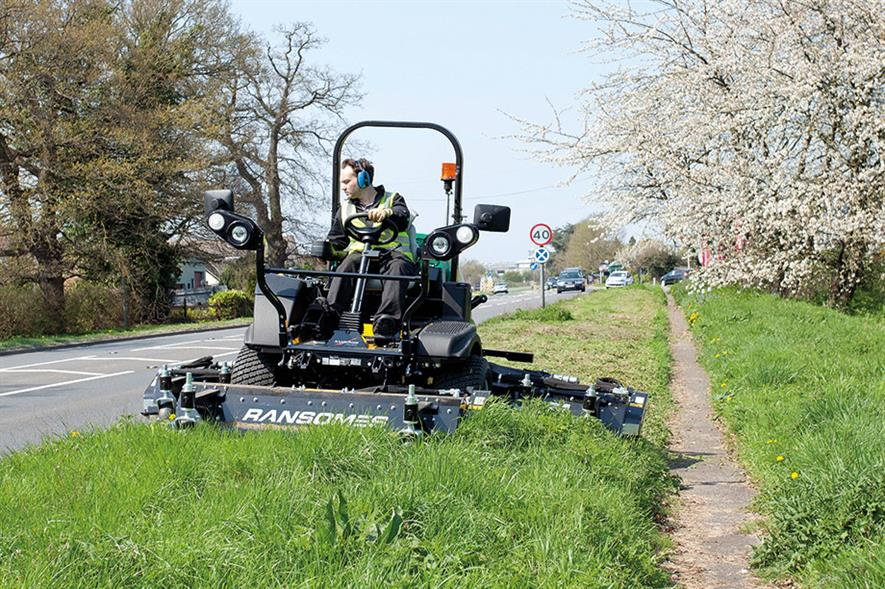 Credit: Ransomes Jacobsen