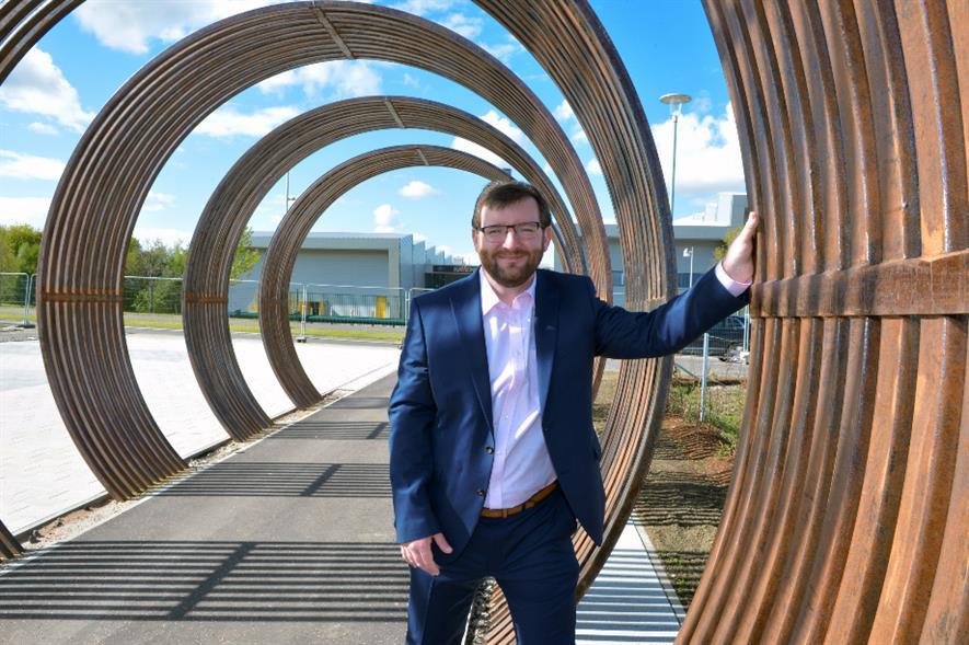 North Lanarkshire Council deputy leader Paul Kelly - credit: North Lanarkshire Council