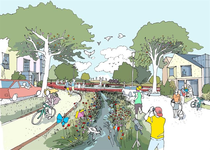 New urban design practice wins Garden City design ...