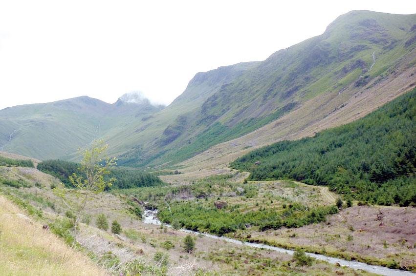 Wild Ennerdale: work has reinstated natural riverflows - image: FlickR