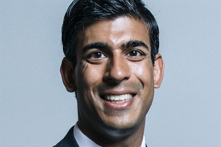 Chancellor of the Exchequer Rishi Sunak - image: Chris McAndrew (CC by 3.0)