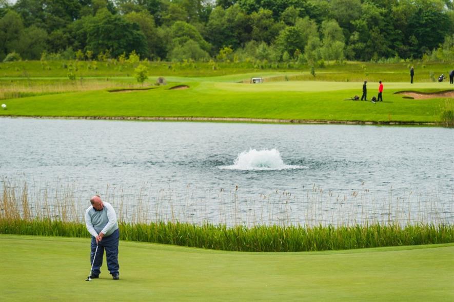 Rockliffe Hall golf course. Image: Otterbine