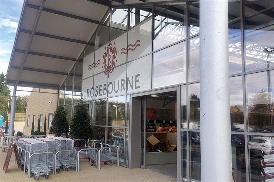 Rosebourne Garden Centre