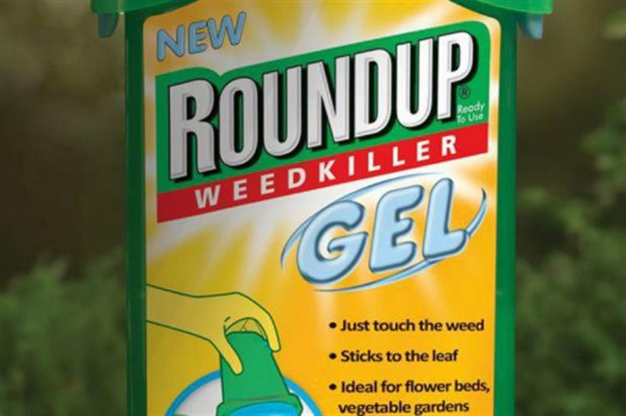 Glyphosate is the active ingredient in Roundup. Image: Supplied