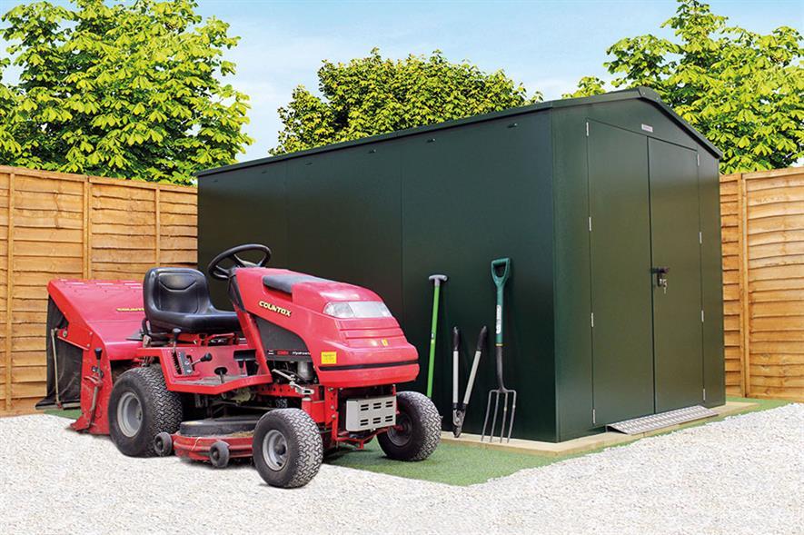 SafeStor storage units - image: Kintech