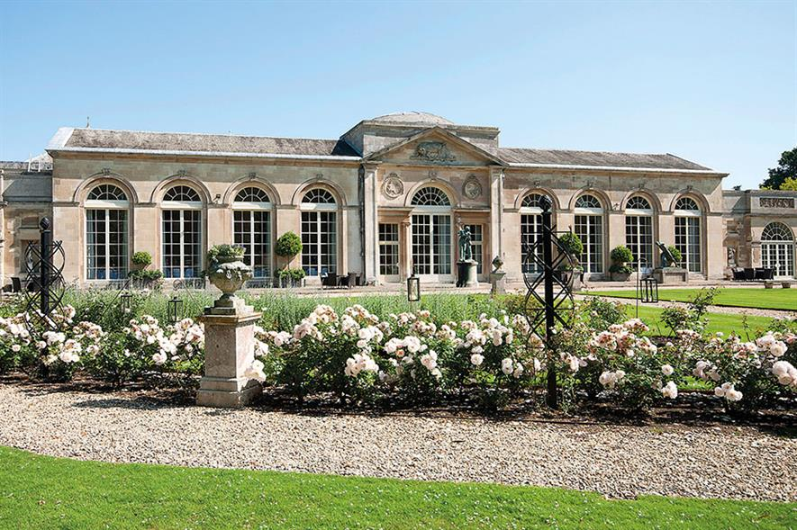 Sculpture Gallery: venue for the awards reception and presentation at Woburn Abbey House & Gardens on 28 June - image: © Woburn Abbey & Gardens