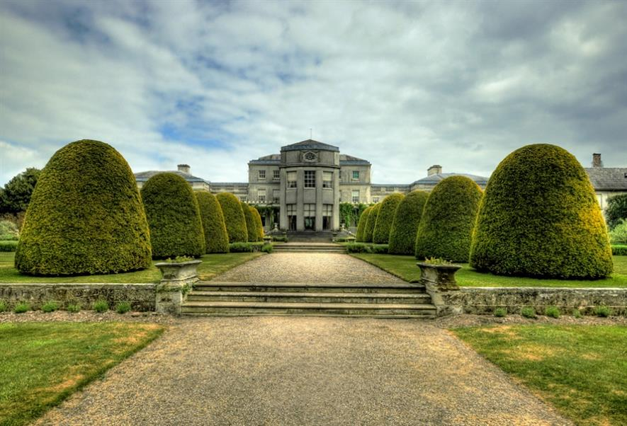 Shugborough Estate and gardens. Image: Flickr/Creative Commons/Bs0u10e0