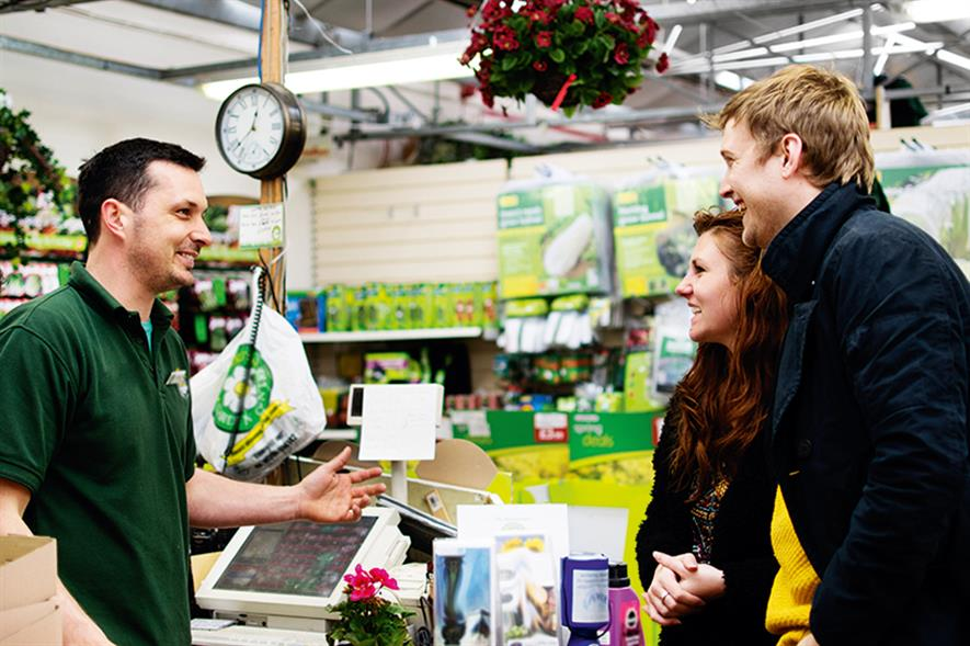 Sidmouth Garden Centre acquired by Wyevale Garden Centres. Image: Supplied
