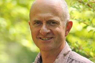 Simon Toomer, curator, Westonbirt Arboretum - photo: Forestry Commission