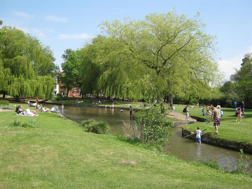 Simply accessing green space can boost our mental health