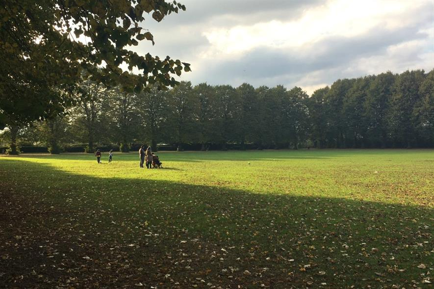 Parks have been disproportionately hit by austerity. Image: HW