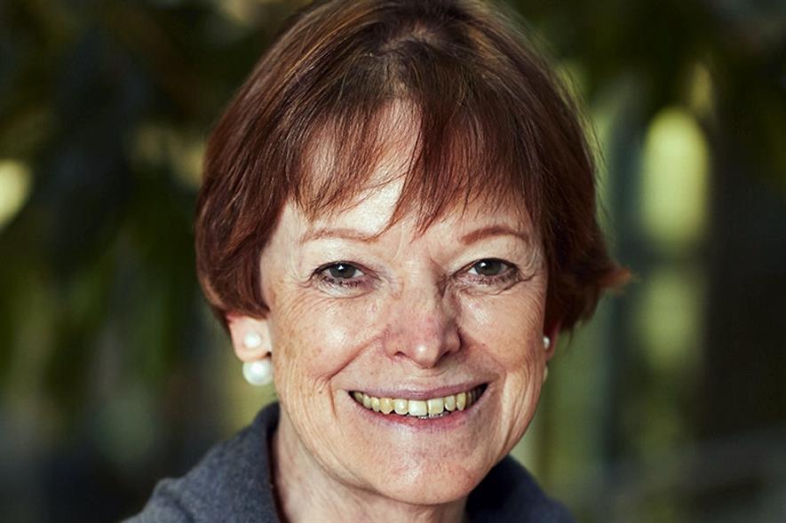 Dame Glenys Stacey - image: HMI Probation