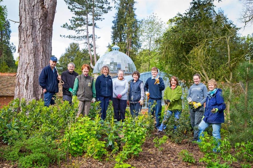 The Swiss Garden team. Image: Darren Harbar Photography