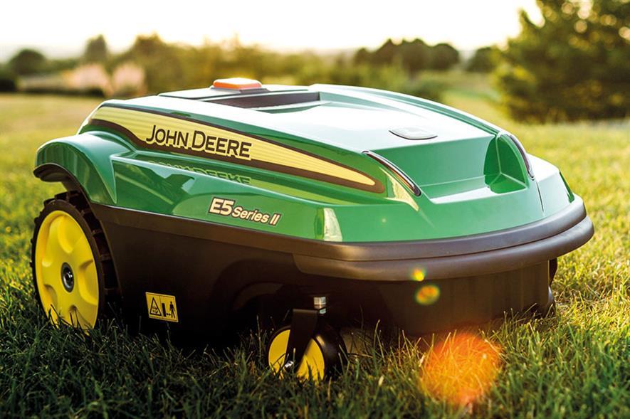 John Deere Tango ES Series II - image: © Deere & Company