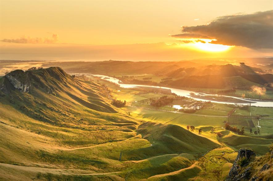 Te Mata Park, Hawkes Bay, New Zealand - credit: Green Flag Awards