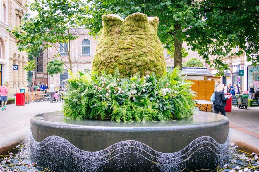 The Manchester Flower Show will run from Saturday 29 May to Sunday 6 June - credit: Manchester Flower Show