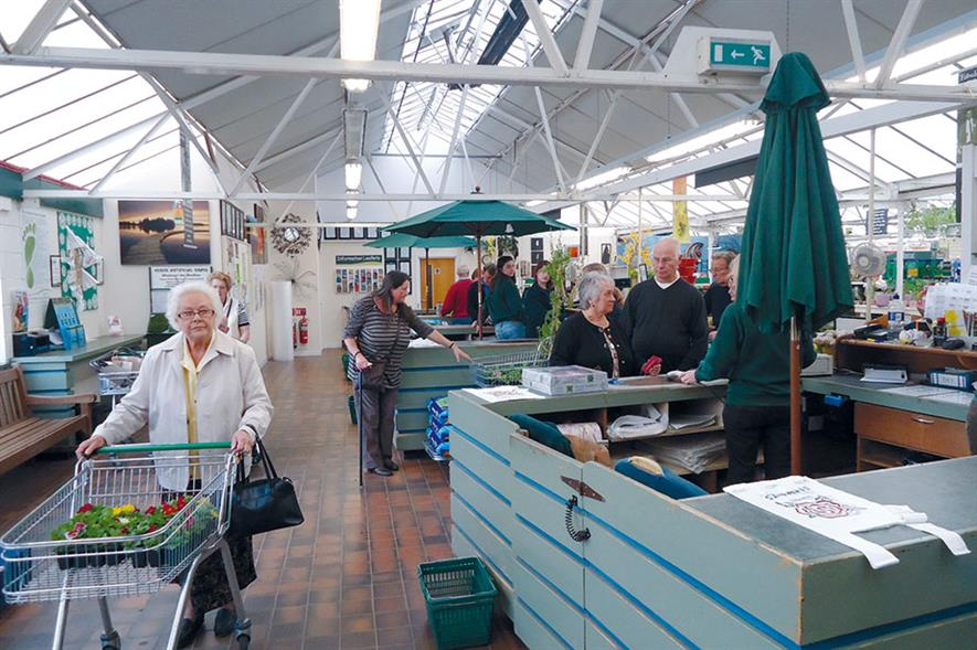 Garden centres: weather still dictating sales performance but not much impact made on sector to date by Brexit