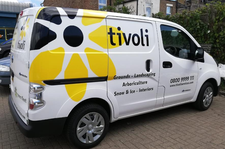 Tivoli will provide grass cutting, horticultural services, memorial inspections and the provision of hanging baskets - credit: Tivoli