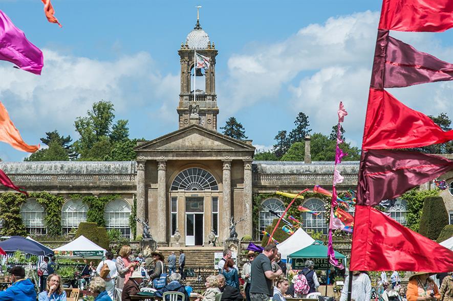 The Garden Festival at Bowood House - image: Matt Austin