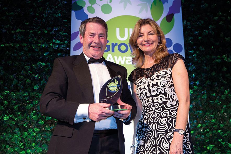 Best New Variety Top/Soft Fruit - Winner: Driscoll's Victoria, Berry Gardens