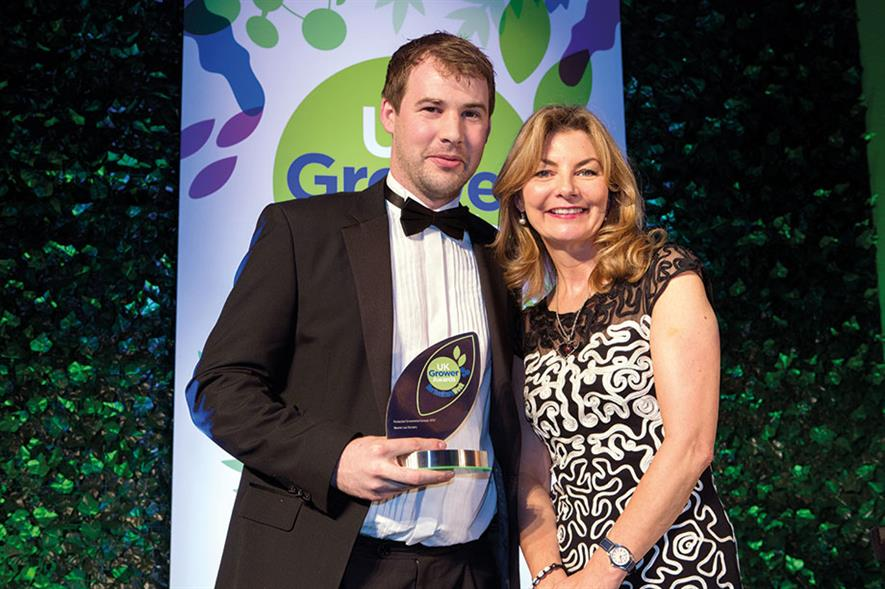 Protected Ornamentals Grower of the Year - Winner: Neame Lea Nursery