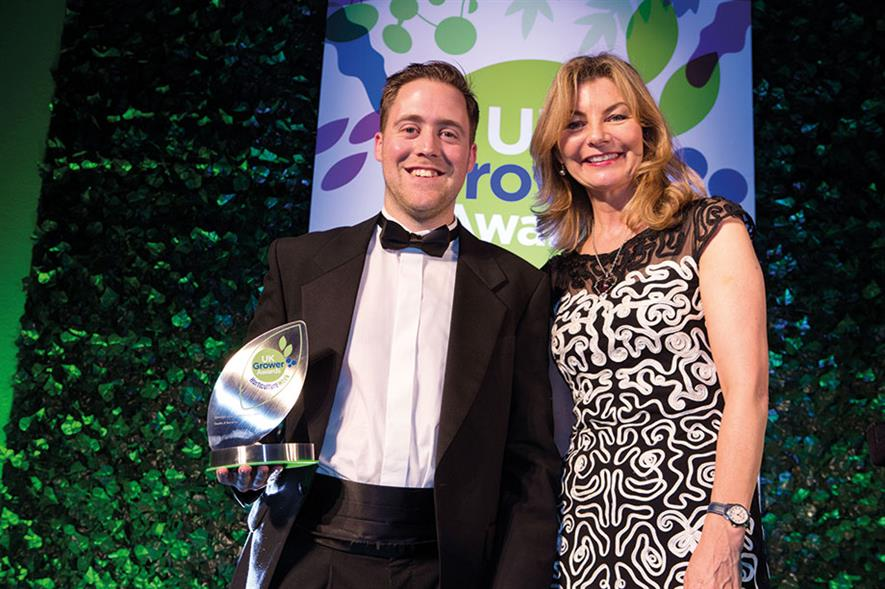 Specialist Ornamentals Grower of the Year - Winner: Double H Nurseries