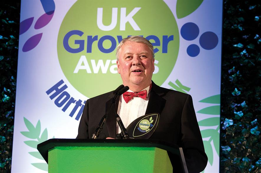 Lifetime Achievement Award - Winner: Nicholas Marston, Berry Gardens