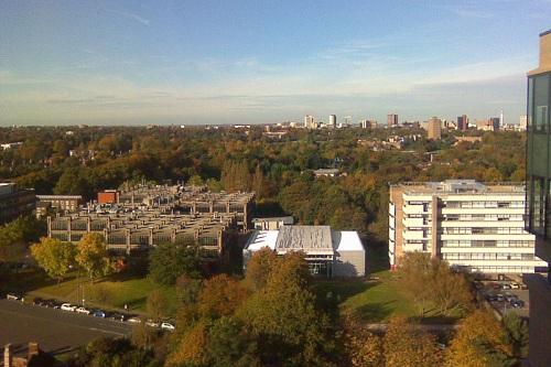 The University of Birmingham - image:Wikipedia Commons