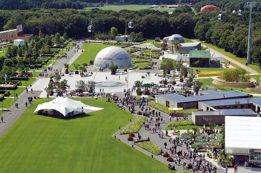Expo Floriade Venlo: international horticultural exhibitions seen as a global instrument for urban development