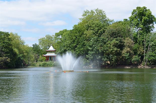 Victoria Park in Tower Hamlets. Image: Flickr/EGuideTravel