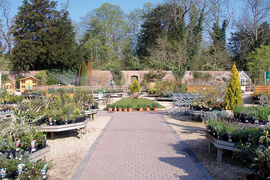 Acquisition: Dorney Court Kitchen Garden in Berkshire