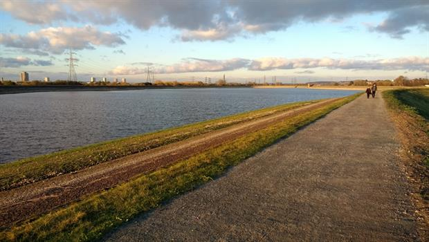 Natural England advises on Sites of Special Scientific Interest such as Walthamstow Wetlands. Image: HW