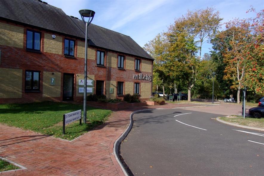 Warren Park. Image: The Parks Trust, Milton Keynes
