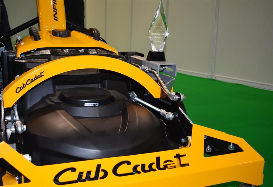Cub Cadet Infinicut SM34 Rotary Mower