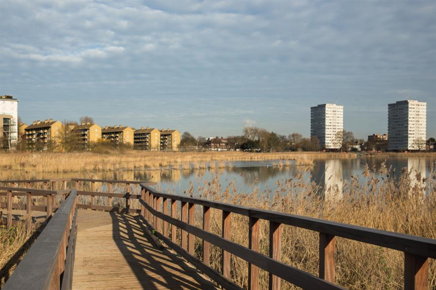 Woodberry Wetlands - credit: Penny Dixie