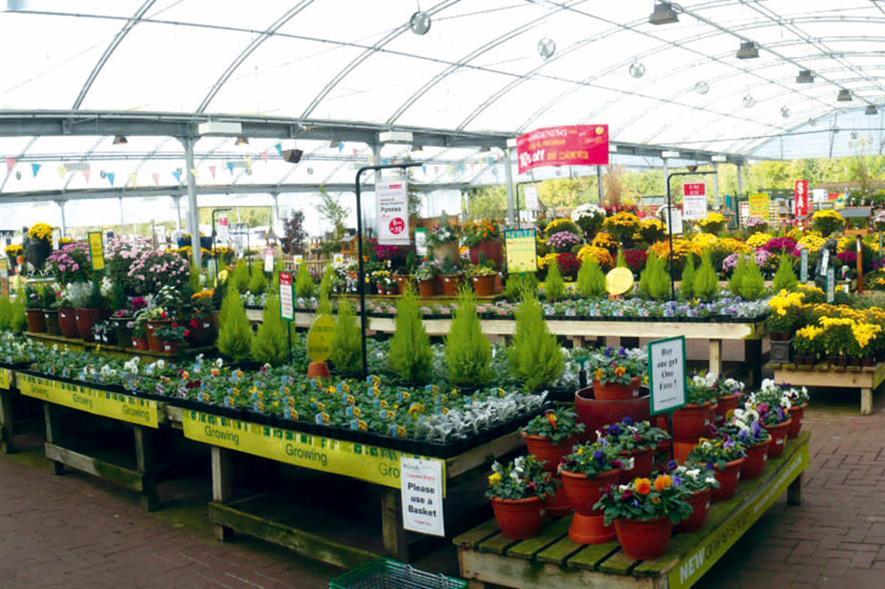 Woodlands Nursery & Garden Centre (Wyevale)