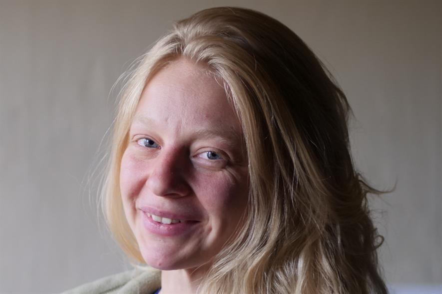 Anna Ray, Bangor University - image: ICL