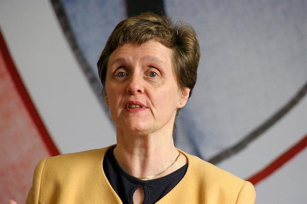 UK MEP Anthea McIntyre