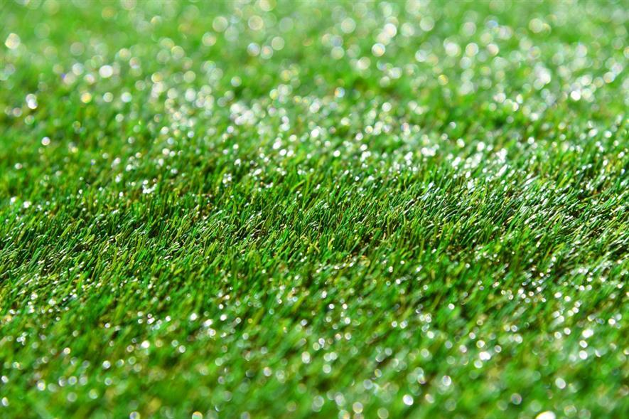 Artificial grass - credit: Pixabay