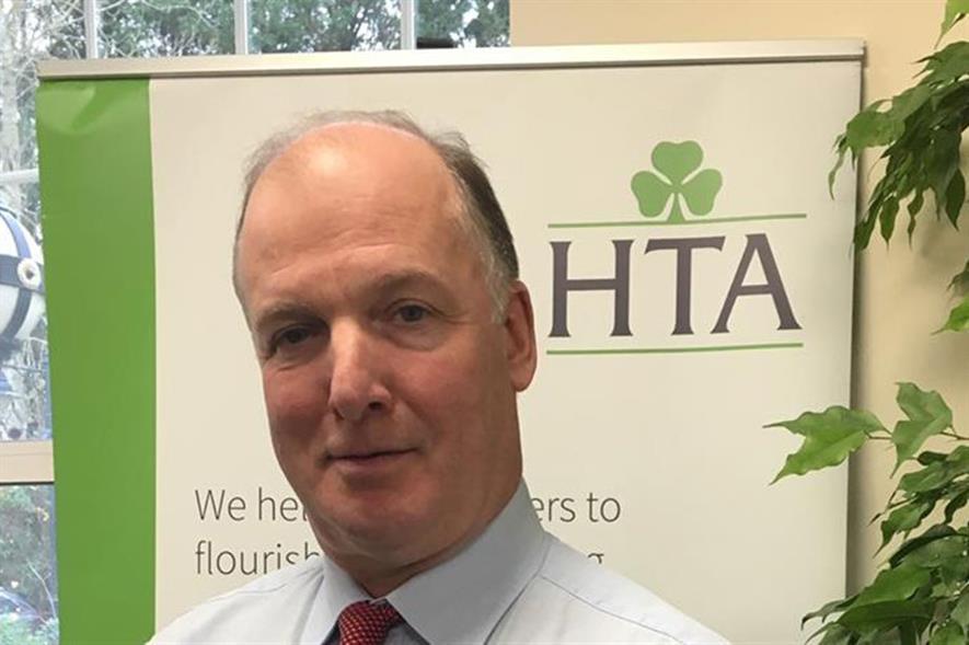 HTA chairman James Barnes
