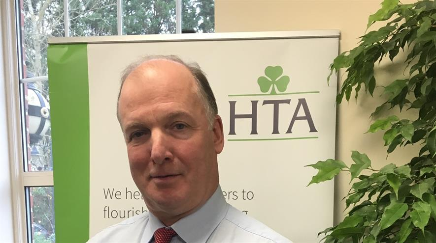 HTA chairman James Barnes