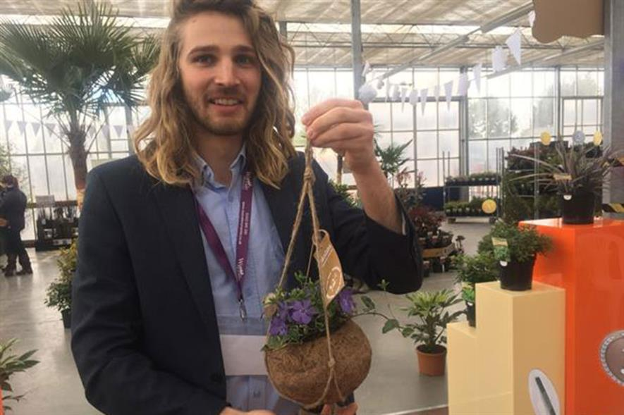 Ben Gregory will take a role as product development manager for Sprint Horticulture, Australia