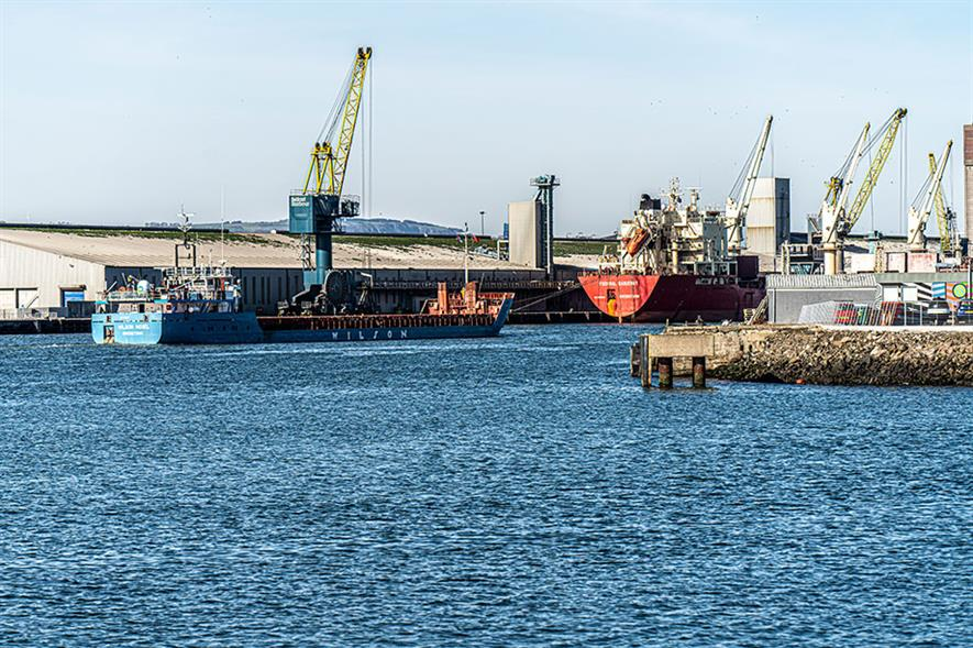 Belfast port - credit: Flickr/William Murphy (CC by S.A 2.0)