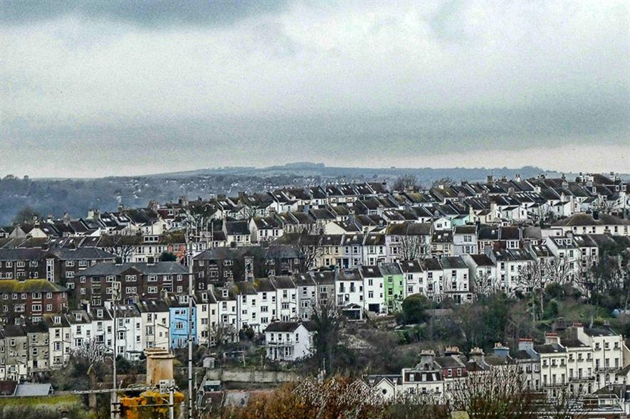 Brighton and Hove house prices have risen the most over the last 20 years - image: Flickr/muffinn (CC by 2.0)