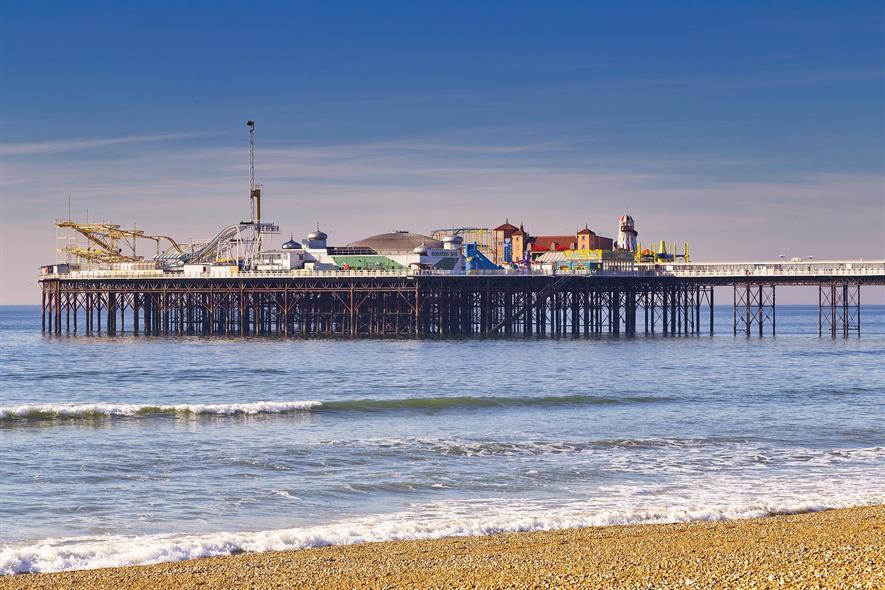 Brighton - credit: Pixabay