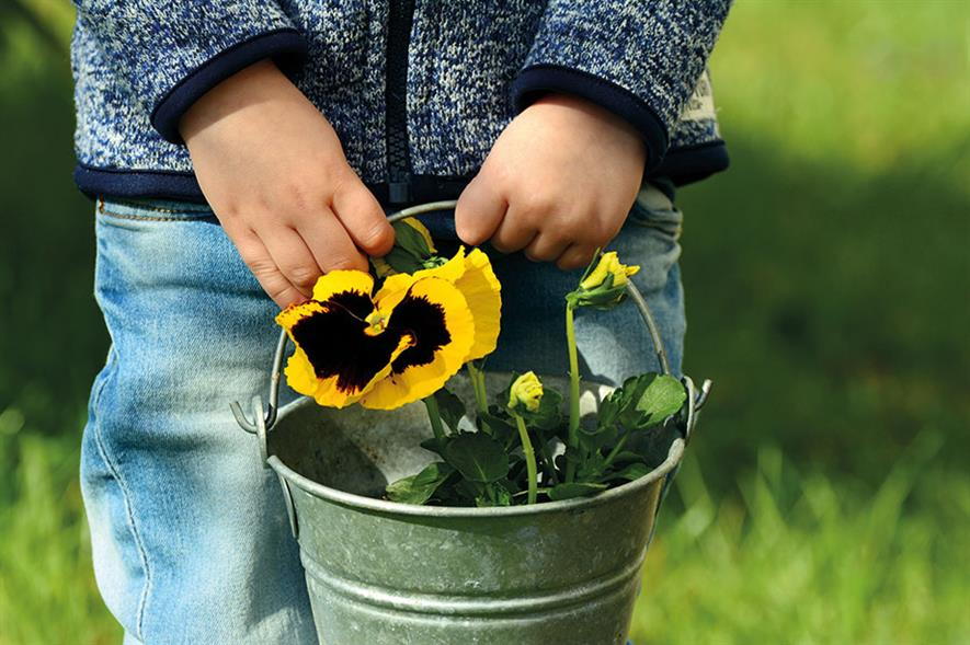 Young gardeners: one opportunity for garden centres to increase sales figures - image: Pixabay