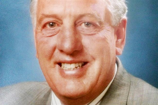 Charles Notcutt OBE VMH