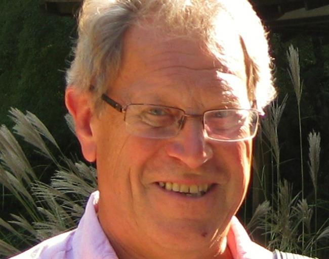 BCPC's Dr Colin Ruscoe