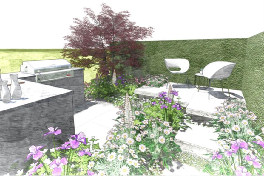 Peter Donegan to create garden for Perennial at RHS Flower