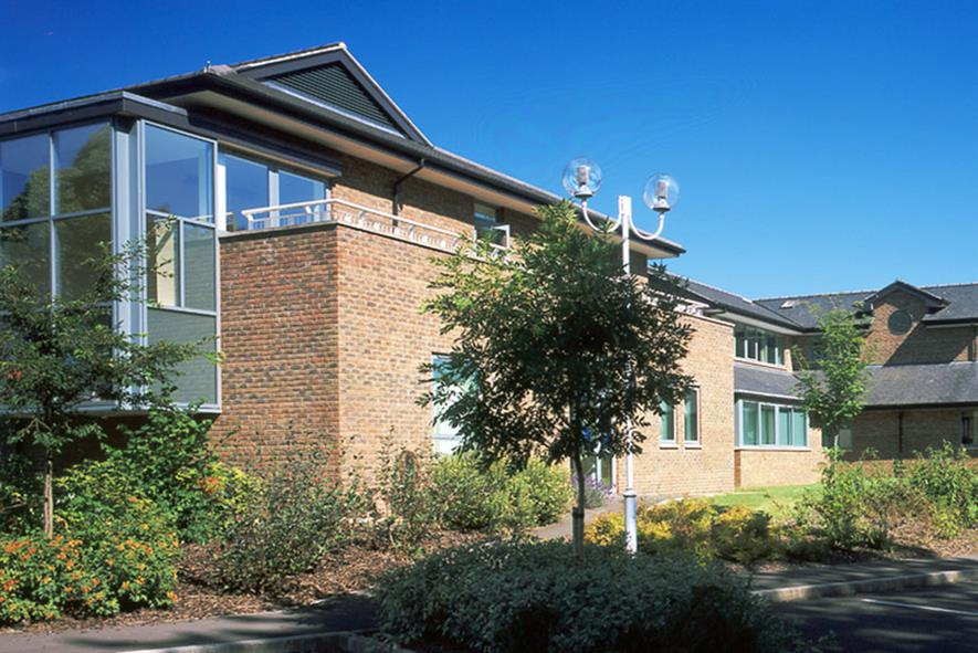 OCS Group has the facilities maintenance contract at Chepstow Community Hospital until 2020. Image: Supplied